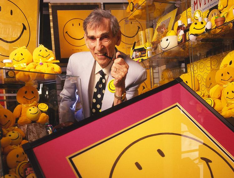Harvey Ball and Yellow Smileys