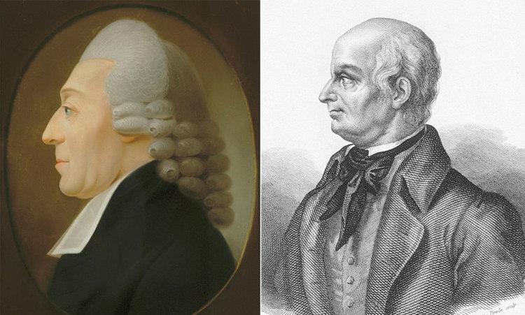 Johann August Ephraim Goeze and Lazzaro Spallanzani