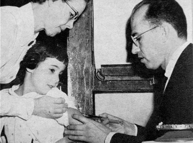 Jonas Salk and Polio Vaccine