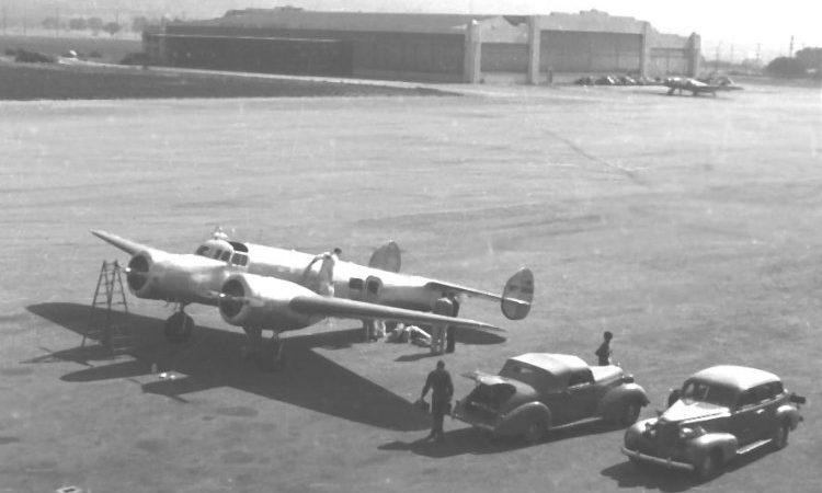 Lockheed Electra 10E Special