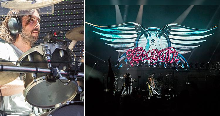Rob Bourdon, Aerosmith