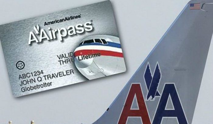 American Airlines AAirpass