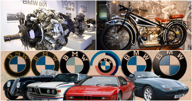 History of BMW
