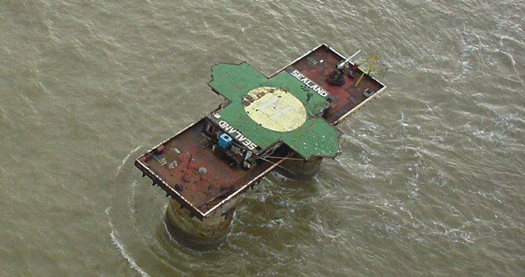 Facts about Sealand