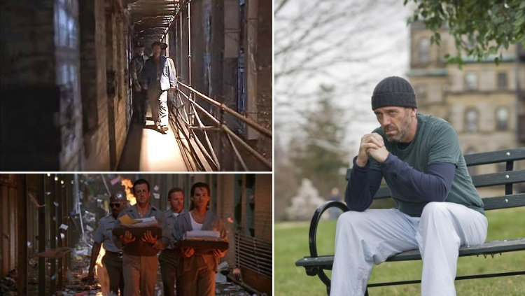 Ohio State Reformatory in movies and TV