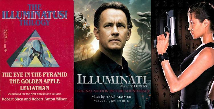 Illuminati in pop culture