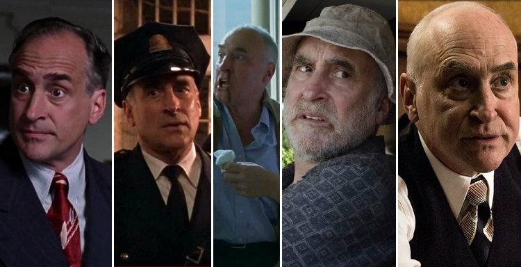 Jeffrey DeMunn in various roles