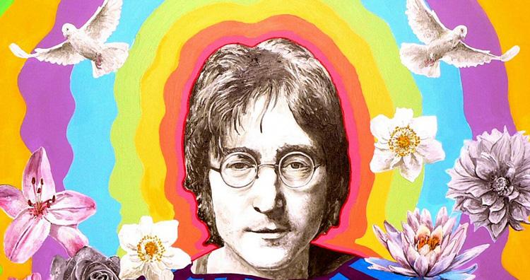 John Lennon LSD