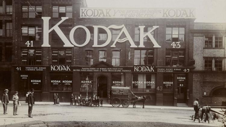 Kodak London