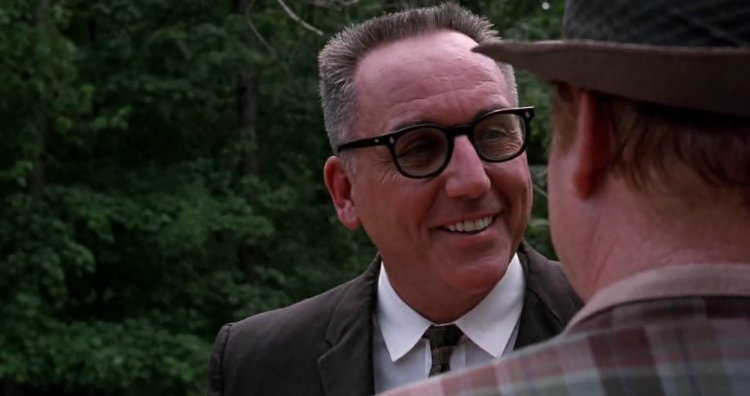 Bob Gunton as Shawshank warden