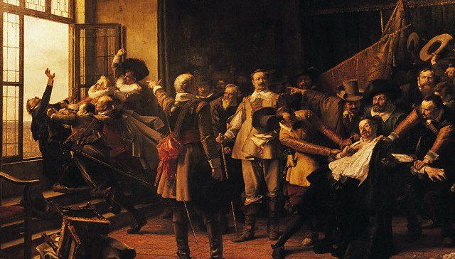 Prague defenestration