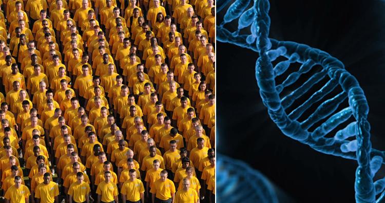 Descendants and DNA