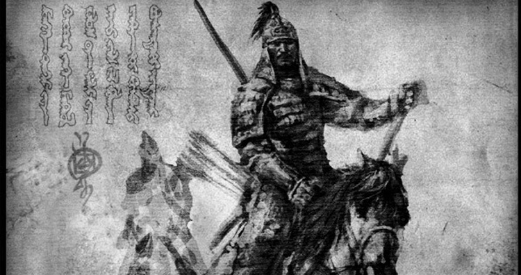 Ganghis Khan's general Jebe.