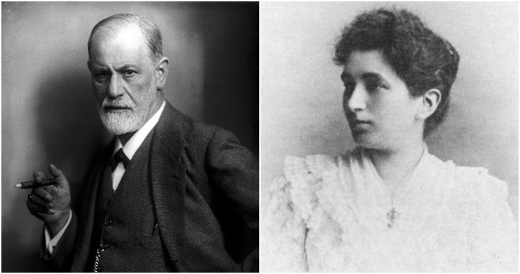 Emma Eckstein and Sigmund Freud
