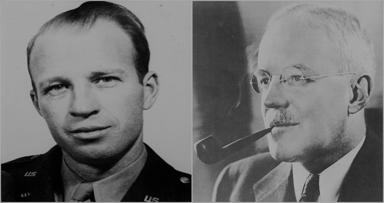 Frank Olson and Allen Dulles