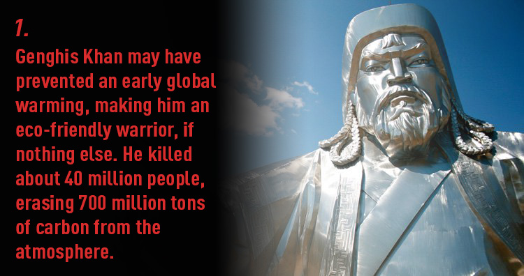 the crimes of genghis khans Genghis khan did no genocide genocide: the deliberate and systematic extermination of a national, racial, political, or cultural group the definition of genocide.