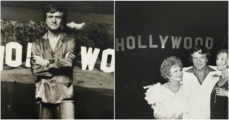 Hugh on Hollywood