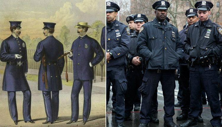 NYPD Blue Police Uniforms