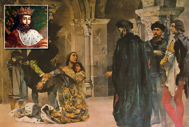 Peter I of Portugal and the Murder of Ines de Castro