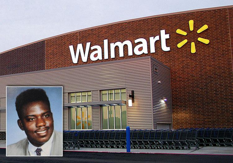 Stampede at Long Island's Walmart