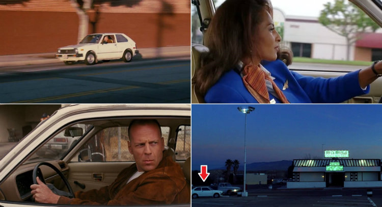 Honda civic in Tarantino movies