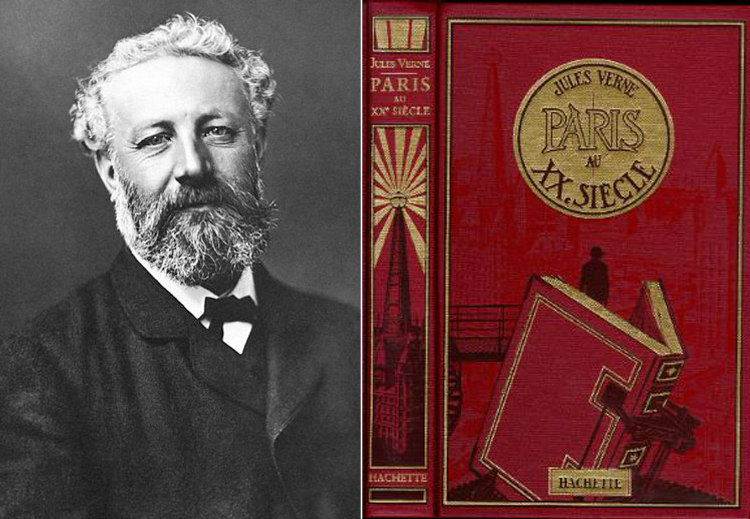 Jules Verne's Paris in the Twentieth Century