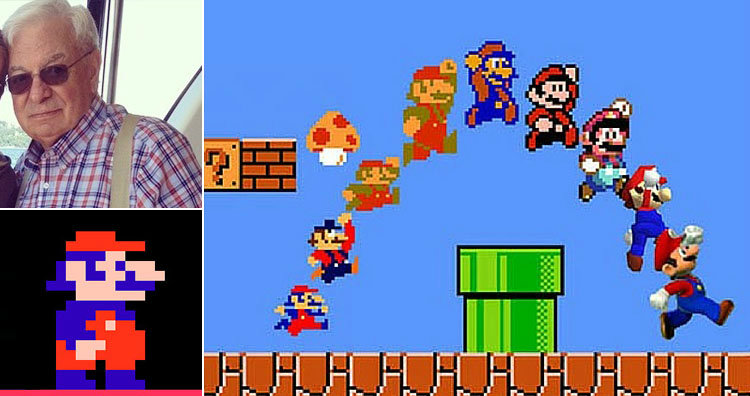 Mario Segale and Mario games