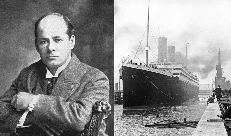 Morgan Robertson and RMS Titanic