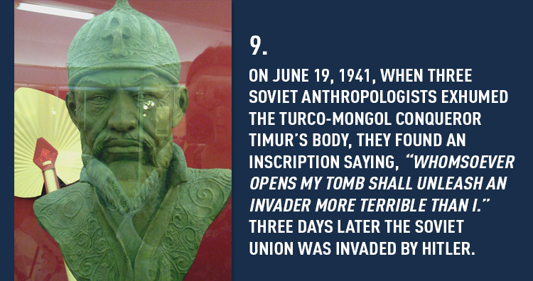 10 Historical Predictions That Came out True