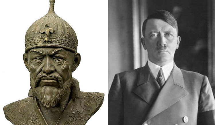 Timur's Exhumation and Hitler's Attack on USSR