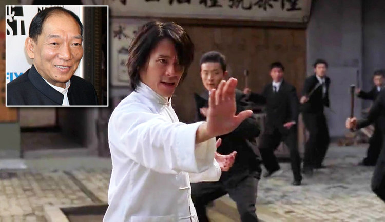 Yuen Woo-Ping as Choreographer for Kung Fu Hustle