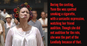 Facts About Kung Fu Hustle