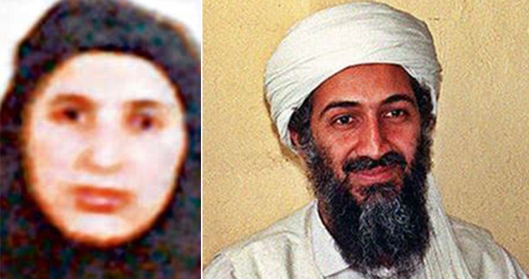 Amal al-Sadah and Osama bin Laden