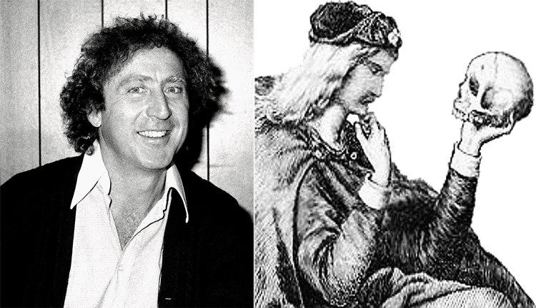 Jerome Silberman AKA Gene Wilder