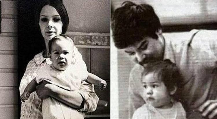 Keanu Reeves Childhood
