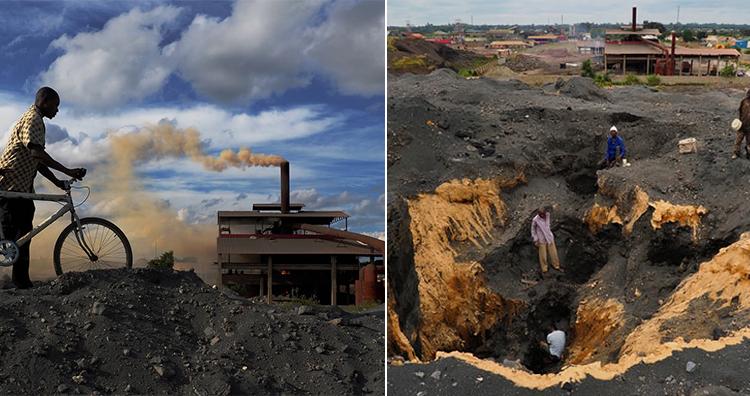 Lead Mines, Kabwe, Zambia