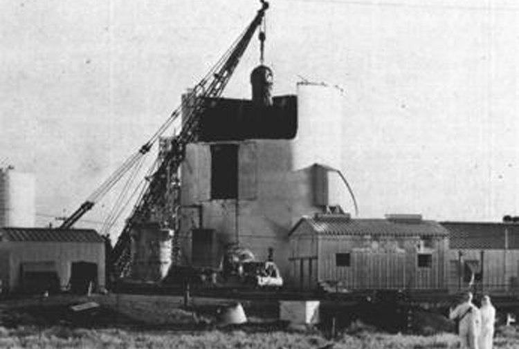 SL-1 Nuclear Reactor