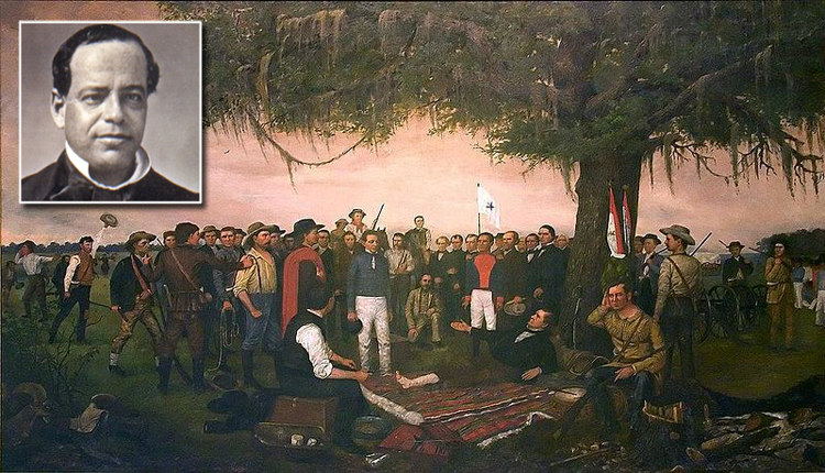Surrender of Santa Anna