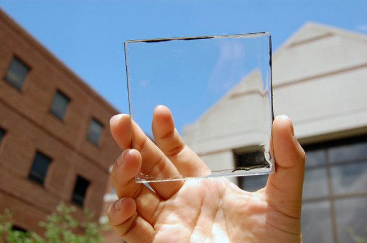 Transparent Solar Panels