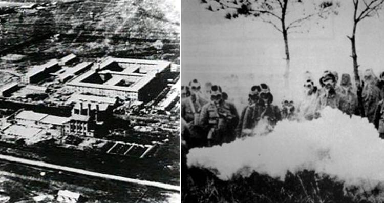 Unit 731, Gas Test