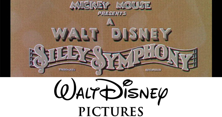 Walt Disney Logo and Signature Logo created by artists