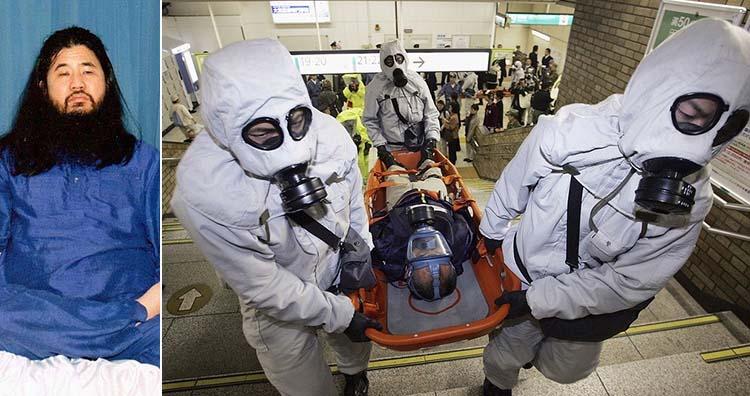 Shoko Asahara and sarin attack