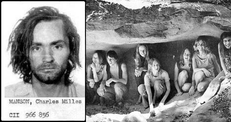 Charles Manson and Manson Family