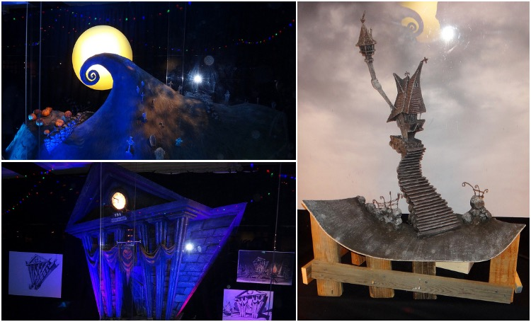 Sets of The Nightmare Before Christmas