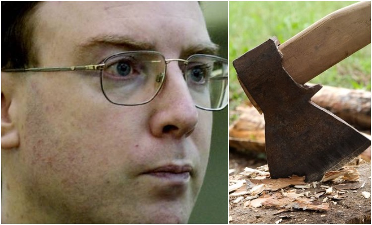 Fergus Glen killed brother with an ax