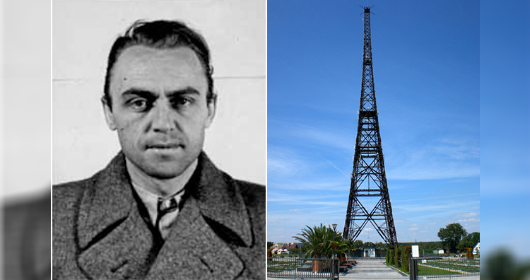Alfred Naujocks, Glivice radio tower