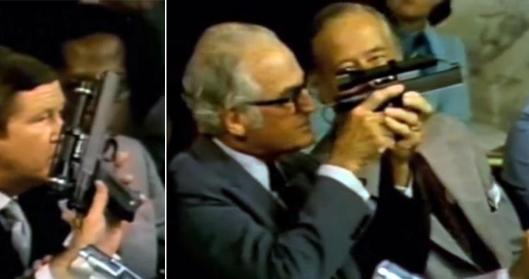 CIA%E2%80%99s Heart Attack Gun - Heart Attack Gun yang Pernah Dikembangkan Oleh CIA Senjata Mengerikan Dengan Ukuran Peluru Seukuran Jarum