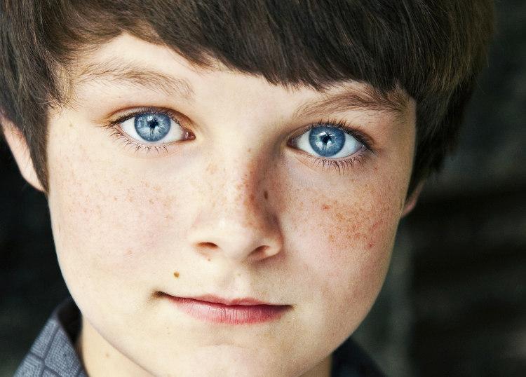 Chander Canterbury's Blue Eyes