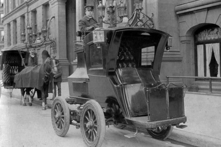 German Electric Car