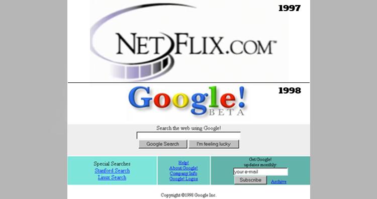 Netflix, Google